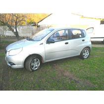 Chevrolet Aveo Hatchback, 5 Puertas, Semi Full, 28.000kms