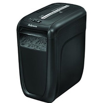Fellowes Powershred 60cs-10 Hoja De Cruz-corte Del Papel Y L