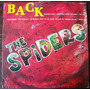 Rock Mexicano, The Spiders, (back), Lp 12´,