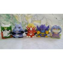Digimon Kit Miniatures Dedoches Do Digimon Original Do Japão