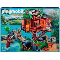 Playmobil 5557 Casa Del Arbol De Aventuras-minijuegosnet!