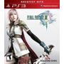 Final Fantasy 13 (xiii) Jogo Playstation 3 Midia Fisica