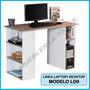 Mesa Para Computadora O Laptop Niveles Moderna Modelo Ld9