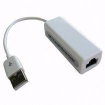 Placa Rede Usb Externa Rj45 Adaptador Lan Ethernet 10/100