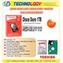 Disco Duro De 1tb Toshiba Para Laptop Nuevos Con Garantia