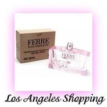 Perfume En Tester Ferrere Rose Princesse 100ml