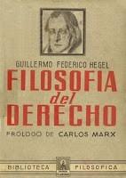 Resultado de imagen para Filosofía del Derecho / Guillermo Federico Hegel