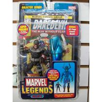Bullseye Variante Serie Galactus Marvel Legends Toy Biz