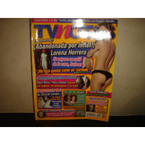 Revista Tv Notas- #698 Marzo/30/2010-incluye Poster Gaby Ram