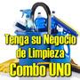Reventa Productos Limpieza!! - Combo Uno 360lts!!
