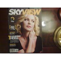 Katherine Heigl , Barbara Mori , Travolta Revista Sky View