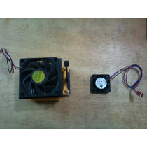 Cooler Amd Am2 Am2+ Am3 Com Base Da Placa Mãe + Cooler 40x40