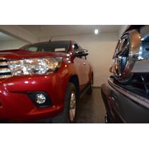Toyota Hilux D/cab 4x4 At Plus Entrega Hoy 2016