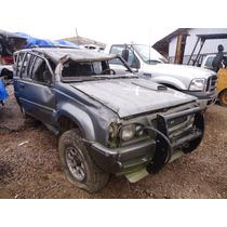 Sucata Peças L200 Gls 2000 2.5 Diesel 4x4 Motor/cambio/bomba