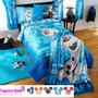 Sabanas Olaf Frozen, Congelados Disney Orginal Cama Sencilla
