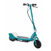 Scooter Razor Azul E200 Electrico Patin Scooter Envio Veloz