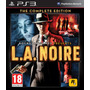 L.a. Noire The Complete Edition - Ps3 - Easy Games