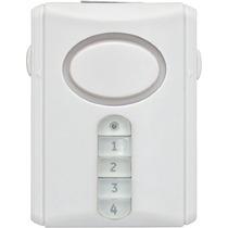 Alarma De Sensor Para Puertas. Con Código De Seguridad