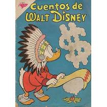 Comics De Cuentos De Walt Disney Editorial Novaro, Aguila