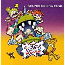 Cd Soundtrack Import. Rugrats The Movie - Blink 182, Iggy Po