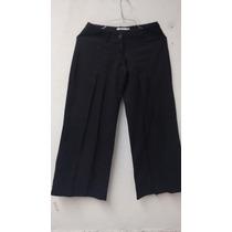 Calça Pantalona Social Marisa 40 Cintura 76- Seminova