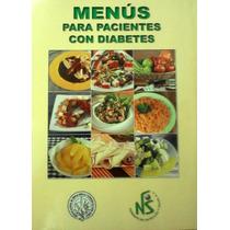 Menús Para Pacientes Con Diabetes Zubiran Fns !nuevos!