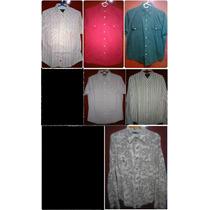 Lote 6 Camisas Vintage Retro : Levis - Soho - Estampados Etc