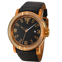 Relógio Neymar Jr Nj38044p Dourado Rose