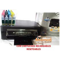 Impresora Multifuncional Epson Xp-201 (inv Alnimed)
