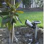 Promo X 3: Spot Estaca Solar De Jardin Reflector Decorativo
