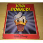 Livro ;viva Donald! Walt Disney