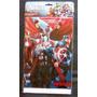 Combo Fiesta Los Vengadores - The Avengers Mantelería Import