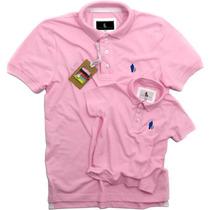 Pai Igual Filho Camisa Polo Sheepfyeld Original Exportação