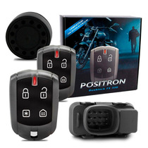 Alarme Automotivo Positron Cg Titan 150 Fan 125 Presença