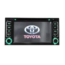 Aparelho Com Gps Dvd 2 Din Etios Toyota Hilux