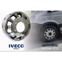 Roda Alumínio Iveco Daily Aro 17,5x6,00 12x Sem Juros !!!!