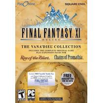 Juego Para Pc, Final Fantasy Xi: La Colección Vana