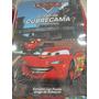 Edredon Cars Con Sabana Disney Original Individual