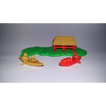 Kinder Ovo - Cabana + Canoas (k 95 - Nº 42)