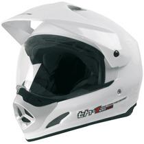 Capacete Top Helmet C Vis Th1 58 Bco Pro Atc 92642