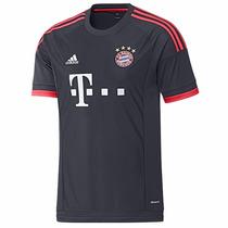 Playera Jersey Fc Bayern Ucl Adidas Aa5222