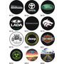 Cubre Rueda Camioneta Auxiliar Full Color Fotos & Logos