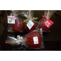 Manzanas Cubiertas De Chamoy Wsl
