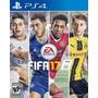Fifa 17 || Ps4 Juego Digital || Descargar En 2 Consolas.