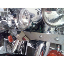 Respaldo Para Motos Honda Shadow Vlx Sable Vtx Etc