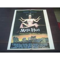 Poster Original Mata Hari Sylvia Kristel Curtis Harrington