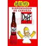 Duff Dispensador De Bebidas 3 Lts Beer Gaussini Glow Bar