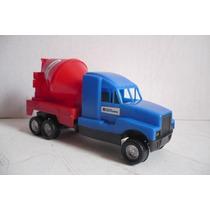 Camion Revolvedora Cemento Moctezuma - Camioncito Escala
