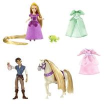 Disney Tangled Rapunzel Deluxe Story Bolsa