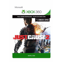 Just Cause 2 - Xbox 360 E Xbox One [digital Code]